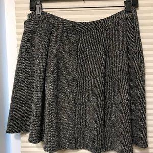 Topshop tweed skirt